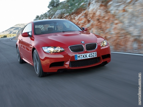 BMW M3 Coupe 2008 Hi Res Wallpapers (16 wallpapers)