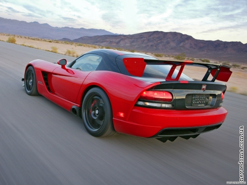 Dodge Viper Coupe & Roadster (38 wallpapers)