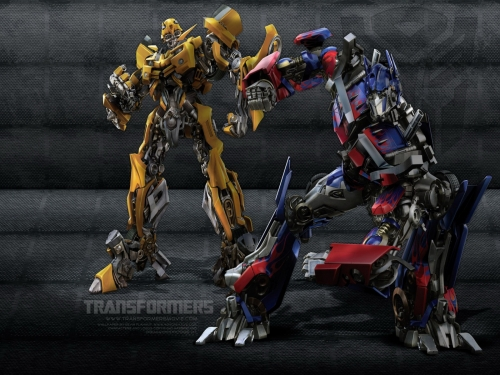 Transformers (15 wallpapers)