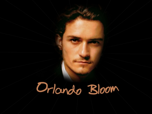 Orlando Bloom (9 wallpapers)