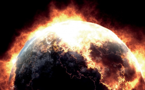 Apocalyptic wallpapers and disasters (25 wallpapers)